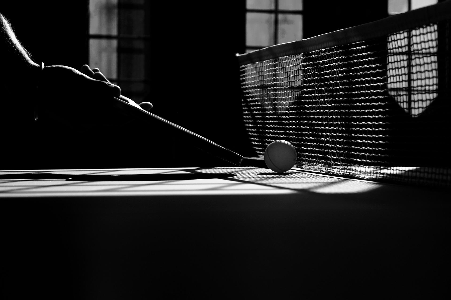 Tischtennis Ingolf Derkow