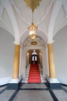 GRK Holding Aktiengesellschaft Gebäude Treppe