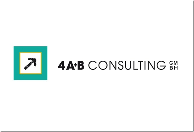4 A+B Consulting Logo