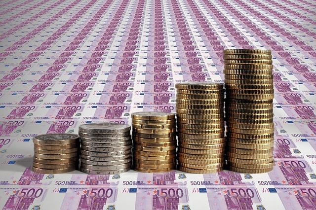 Die Staatsschulden erhöhen sich jede Sekunde um 1.556 Euro Grafik aus dem Artikel - Auf dem Weg zum Grundeinkommen - Michael Blachy