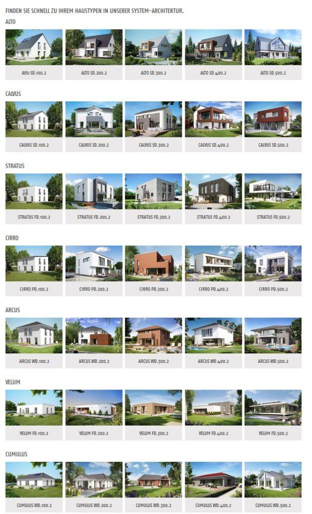 Bauherren schätzen die Vorzüge der System-Architektur