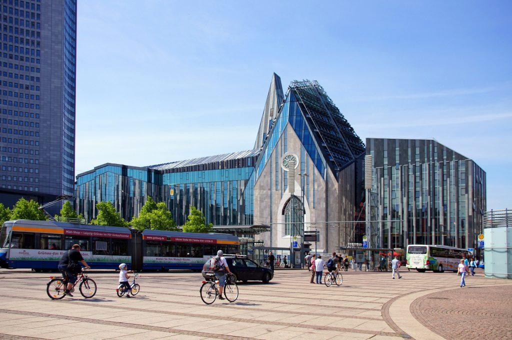 Leipzig Augustusplatz - David Meckert