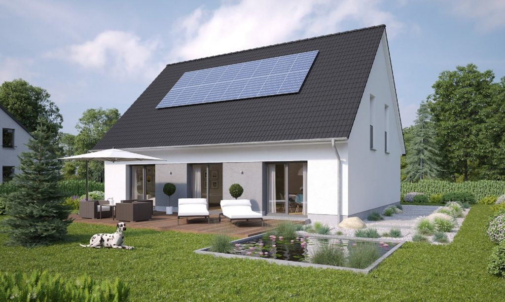 Heinz von Heiden und Tchibo smartes Traumhaus Haus Classic