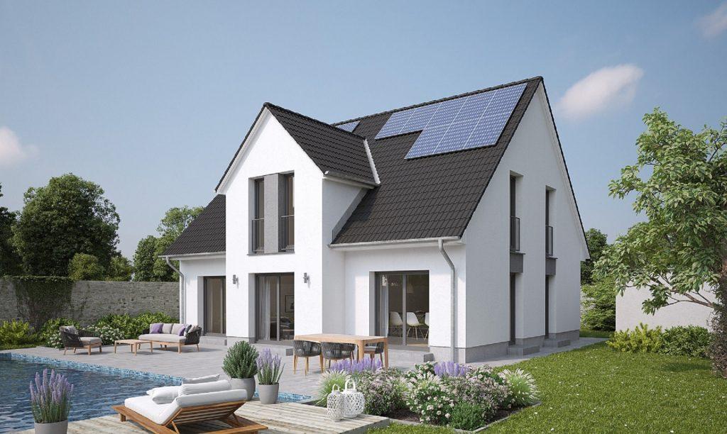 Heinz von Heiden und Tchibo smartes Traumhaus Haus Trend