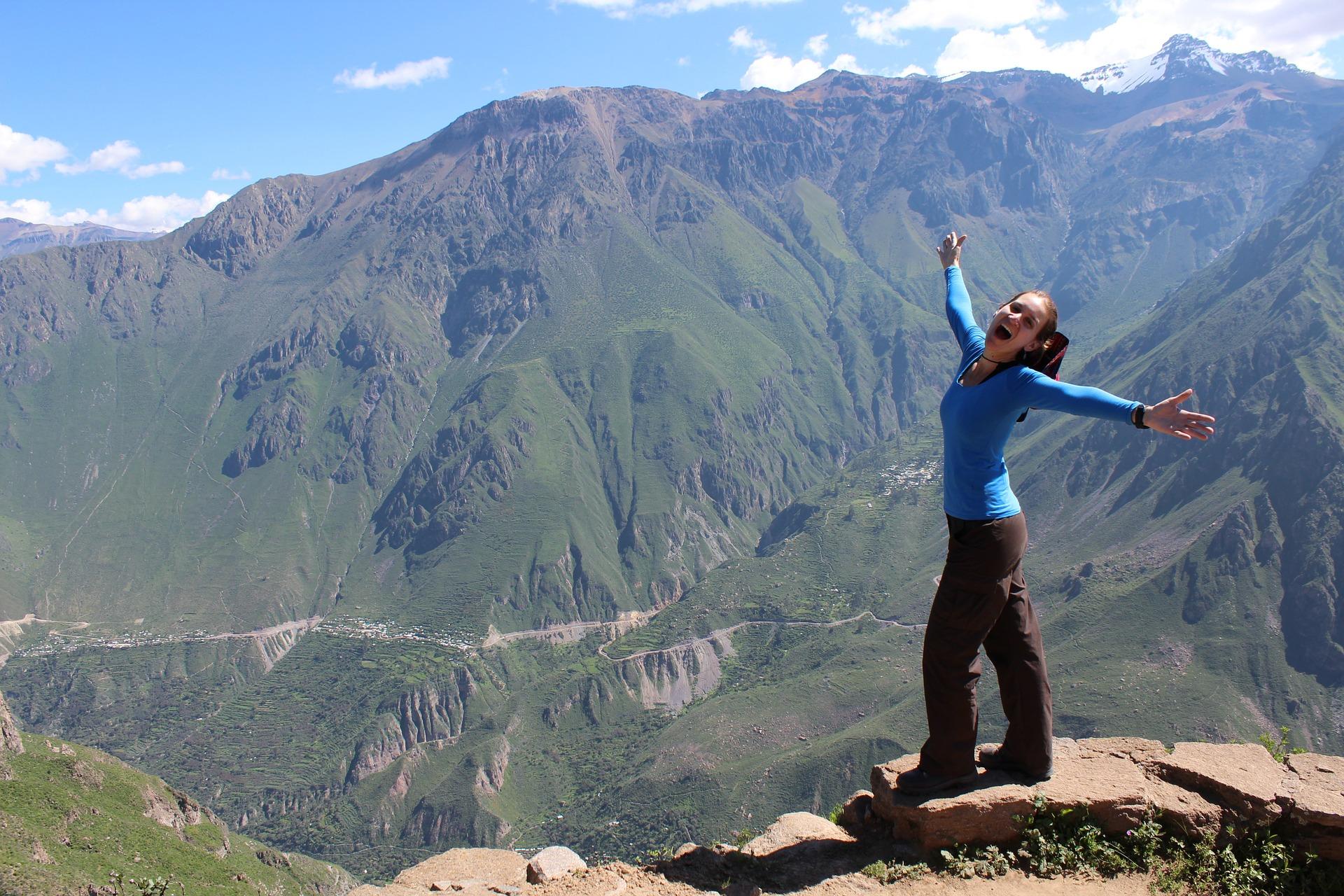 glückliche_bergsteigerin