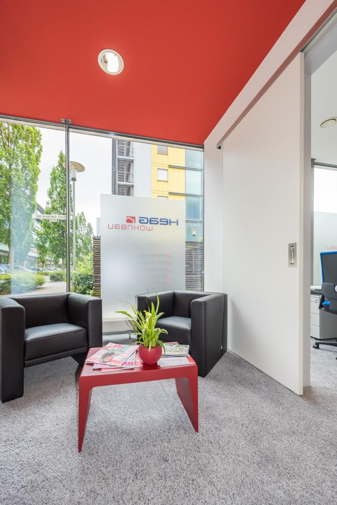 HEAG Wohnbau Büro Bad Nauheimer Straße Darmstadt