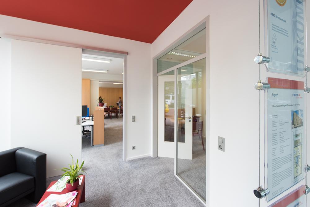 HEAG Wohnbau Büro Bad Nauheimer Straße Darmstadt - 4858