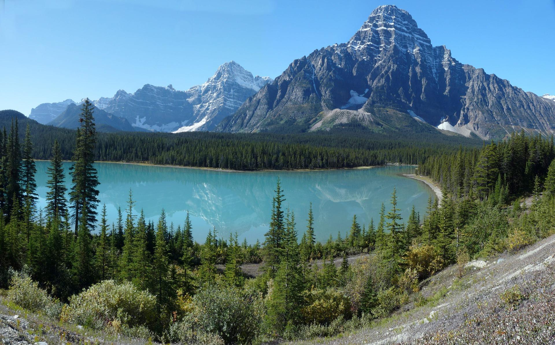 Nationalpark Banff