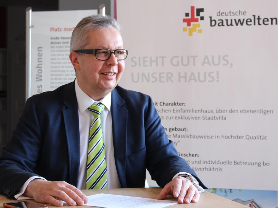 Markus Irling, Geschäftsführer Deutsche Bauwelten GmbH